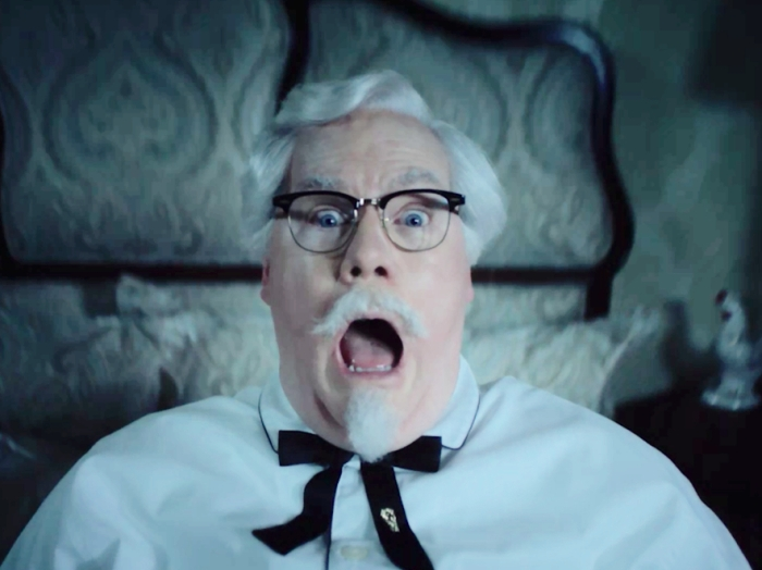 kfc-just-revealed-the-newest-star-of-its-polarizing-colonel-sanders-ads