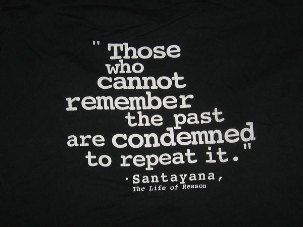 santayana quote