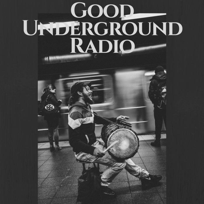 GoodUnderground Radio 3000 x 3000